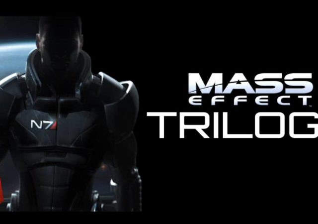 Mass Effect, Mass Effect Trilogy Remastered, Electronic Arts, BioWare