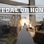 data uscita medal of honor above and beyond VR