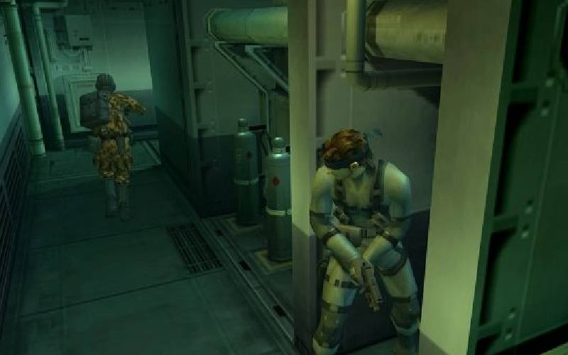 Metal Gear Solid 2: Sons of Liberty, Metal Gear Solid 2: Substance, Metal Gear, Solid Snake, Hideo Kojima