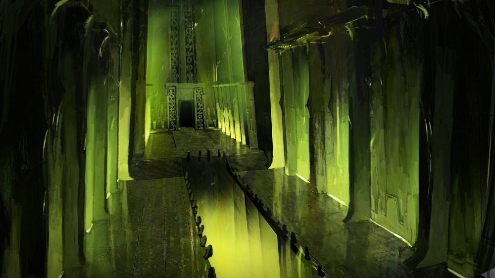 Necron, Tomba di Ekropis