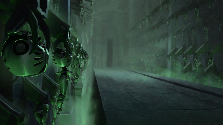 Tomba dei Necron
