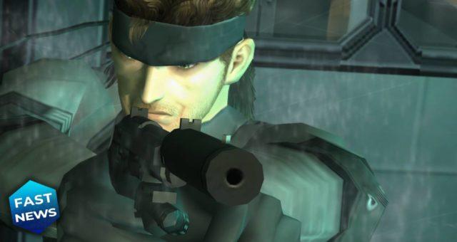 Metal Gear Solid 2: Sons of Liberty, Metal Gear Solid 2: Substance, Metal Gear, Solid Snake, Hideo Kojima, Castlevania, Castlevania Collection, Konami Collector's Series: Castlevania & Contra,