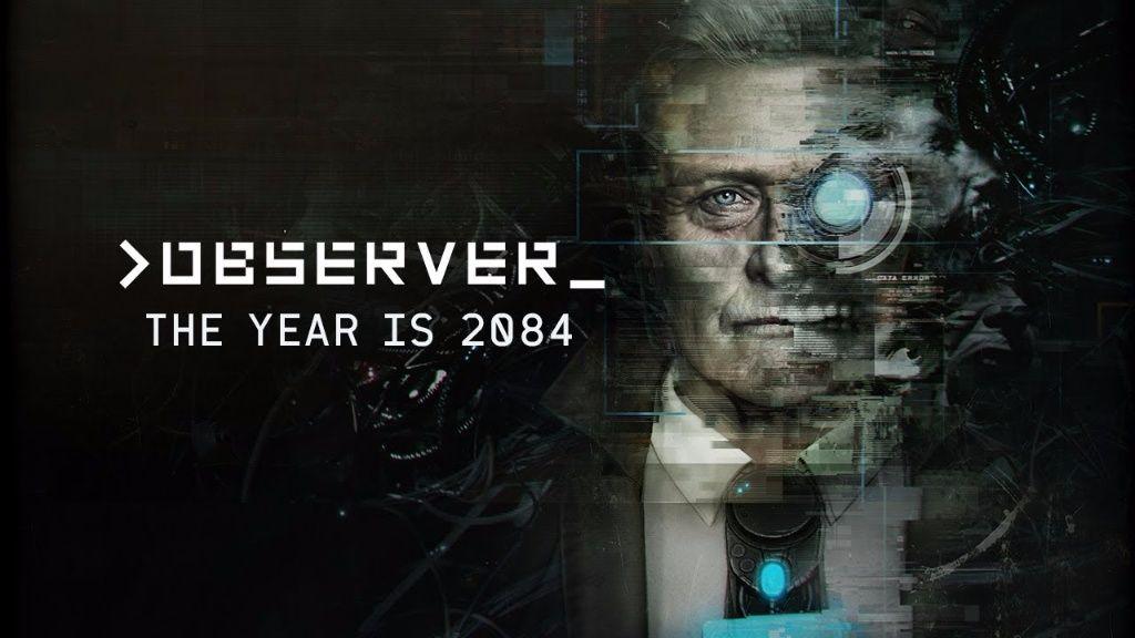 Observer è ambientato nel 2084