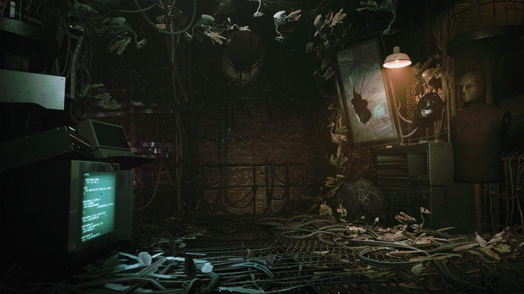 Observer: System Redux ambiente di gioco