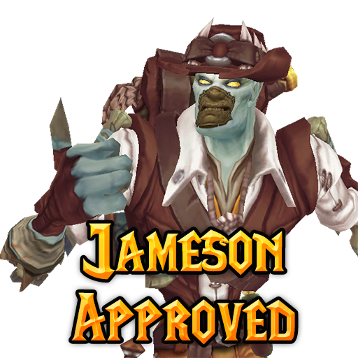 jameson approved