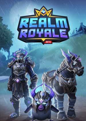 locandina del gioco Realm Royale