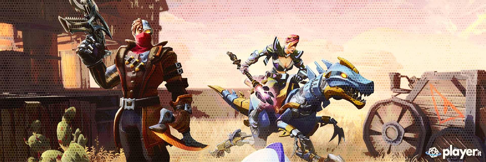 immagine in evidenza del gioco Realm Royale