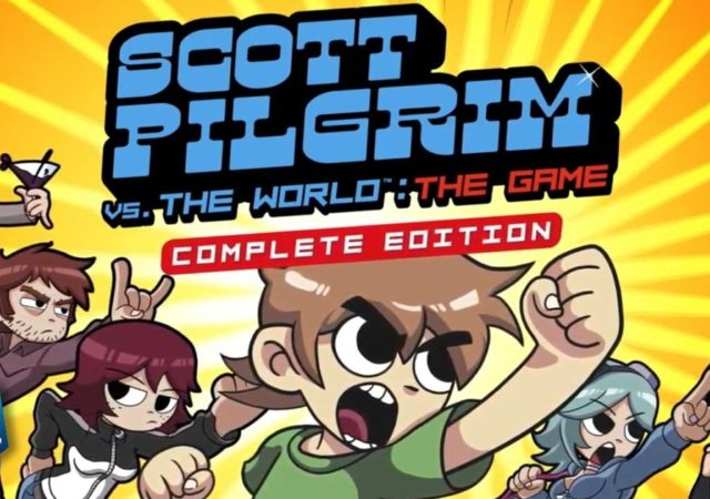 scott pilgrim complete edition
