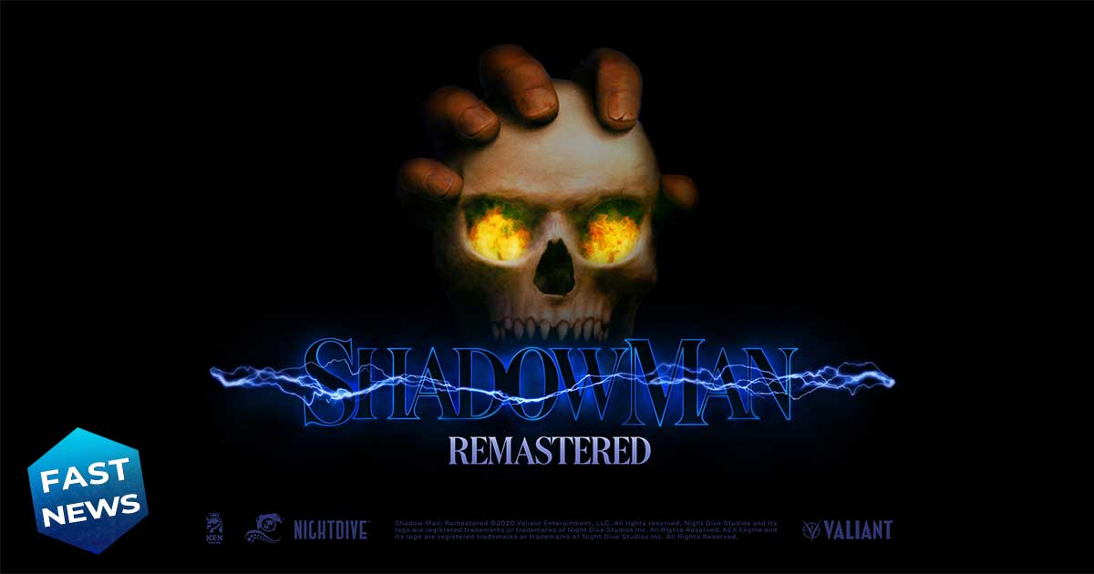 shadow man remastered trailer