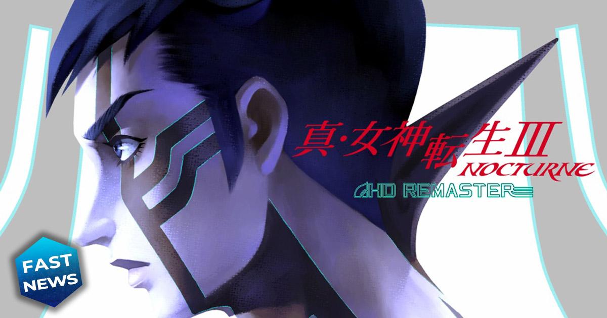 shin megami tensei nocturne si mostra con un nuovo trailer