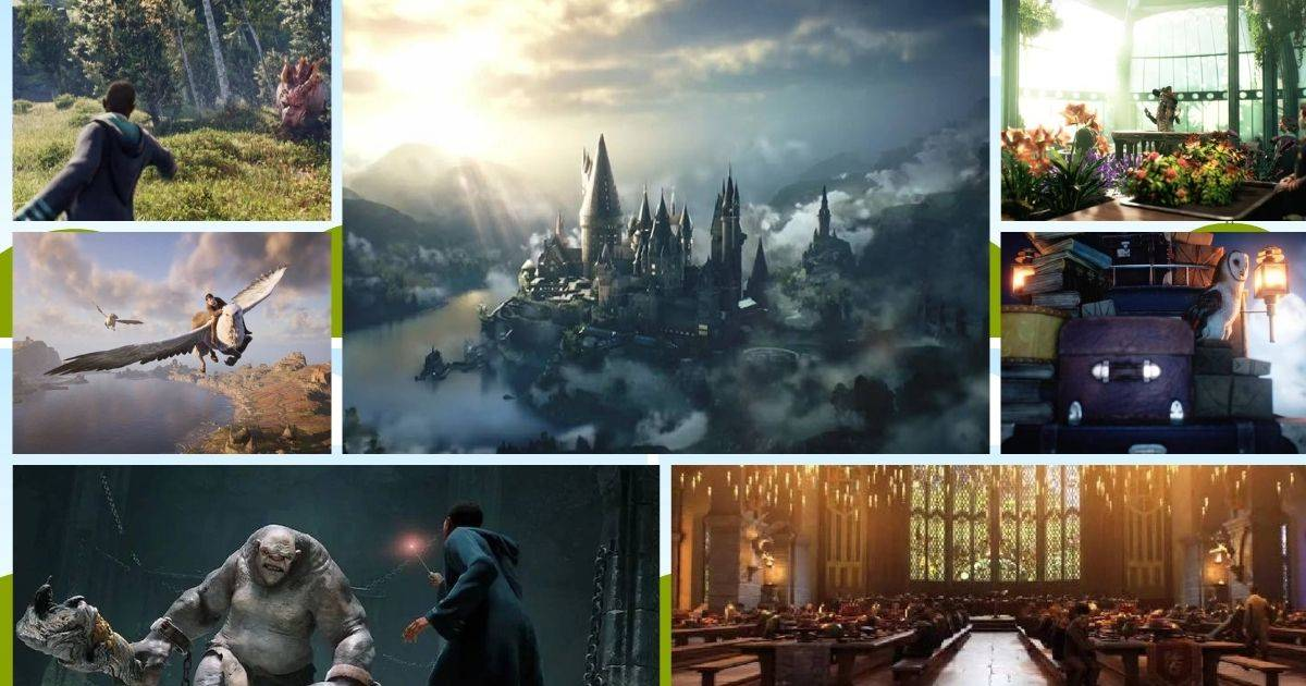 Hogwarts Legacy, Harry Potter, Harry Potter Hogwars Legacy, JK Rowling, WB Games, Avalanche