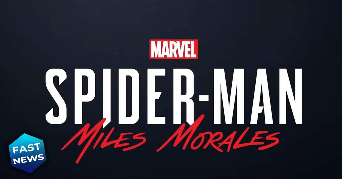 PlayStation 5, Marvel's Spider-Man: Miles Morales, Spider-Man