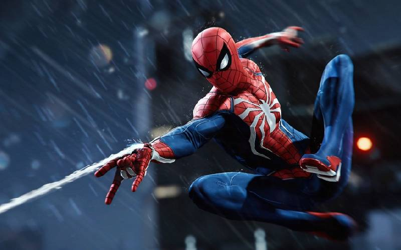 Marvel's Spdier-Man Remastered, Marvel's Spider-man, Sony, Insomniac, remastered, GTA V, The Witcher 3