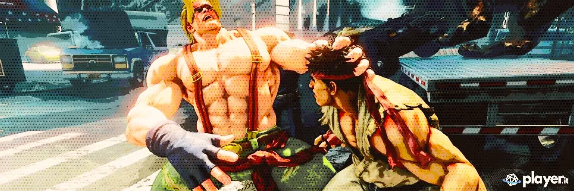 street fighter V wallpaper in hd