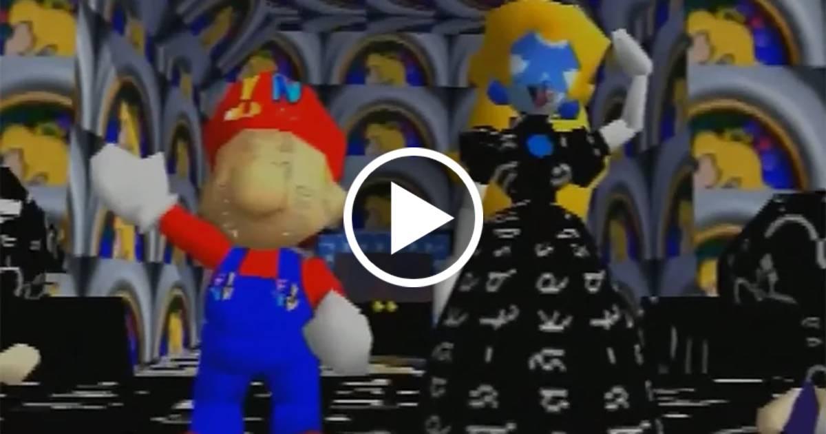 Super Mario 64, PlayStation 2, Super Mario 64 PS 2 porting