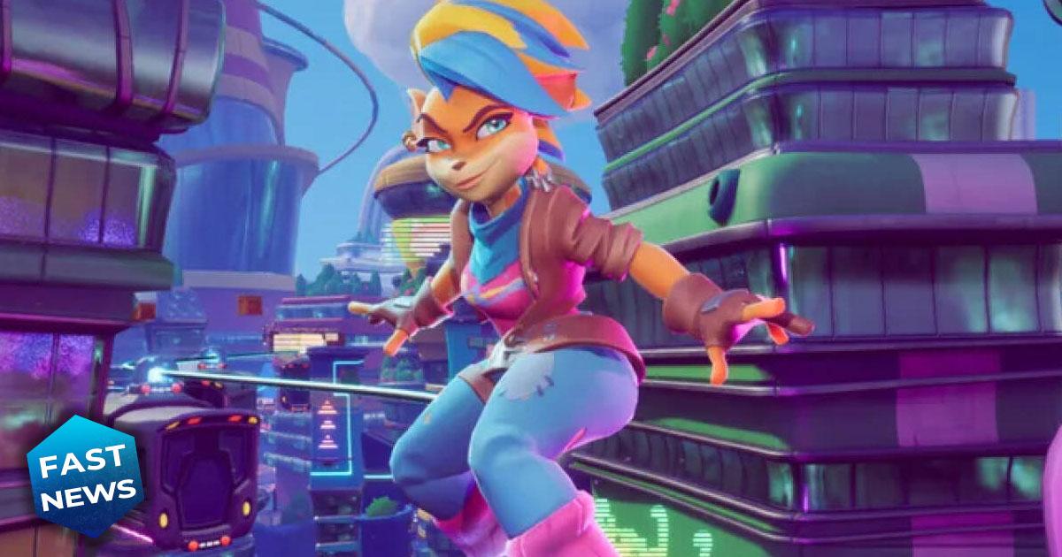 crash bandicoot 4 tawna personaggio giocabile