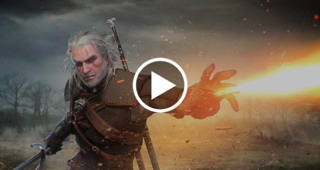 The Witcher 3, The Witcher 3 HD Reworked project, The Witcher 3 mod grafica, CD Projekt Red, Geralt di Rivia