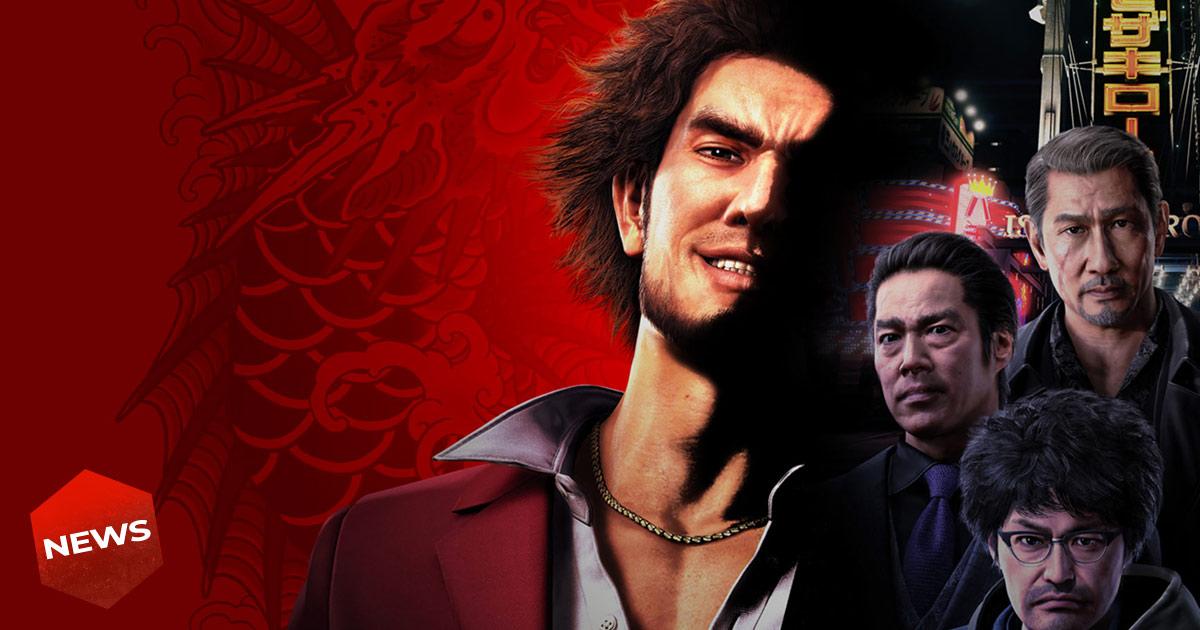 yakuza like a dragon uscirà il 10 novembre, 2 marzo su ps5