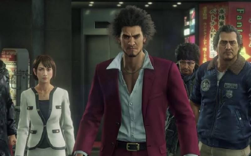 Yakuza, Sega, Yakuza nuovo gioco, tokyo game show, yakuza tokyo game show