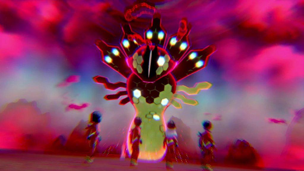 Zygarde Dynamax in Pokémon Spada e Scudo