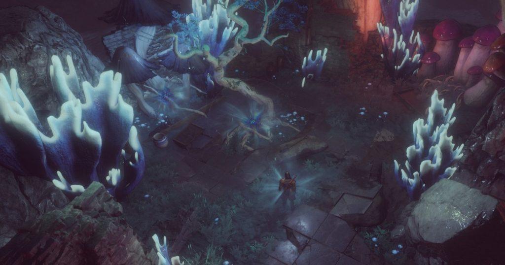 Underdark di Baldur's Gate 3