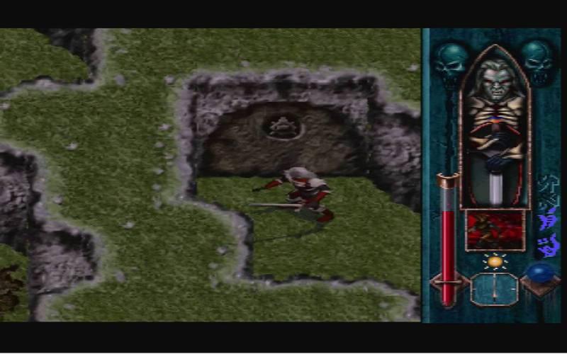 Logacy of Kain: Blood Omen, Legacy of Kain, Kain, Eidos Interactive