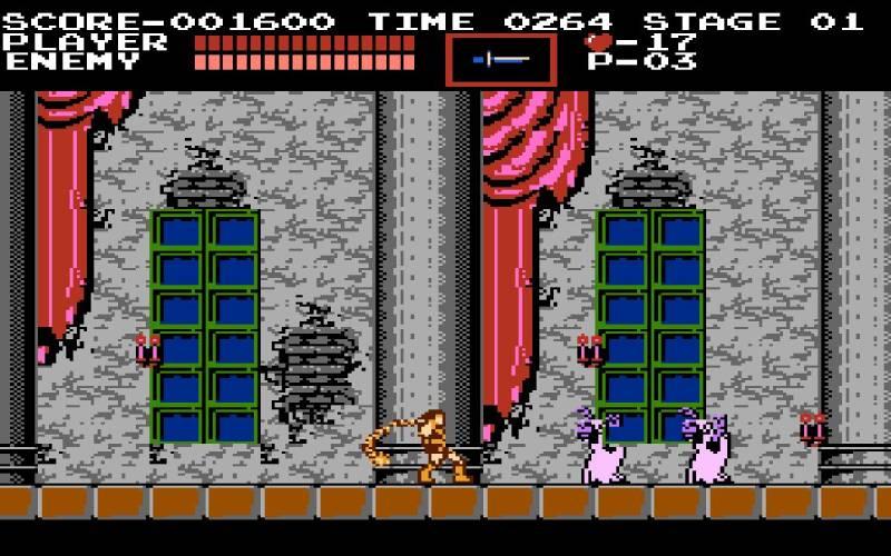 Castlevania, Castlevania 1986, Castlevania Belmont, Konami, metroidvania