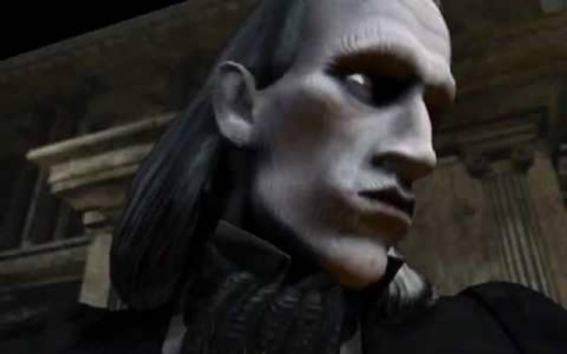 Dracula: La Risurrezione,  Dracula, Microids, Dracula punta-e-clicca, Dracula avventura grafica