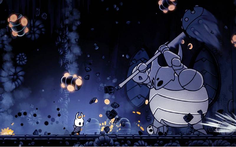 Hollow Knight, Team Cherry, platform, Hollow Knight PlayStation Plus playstation 4, playstation plus