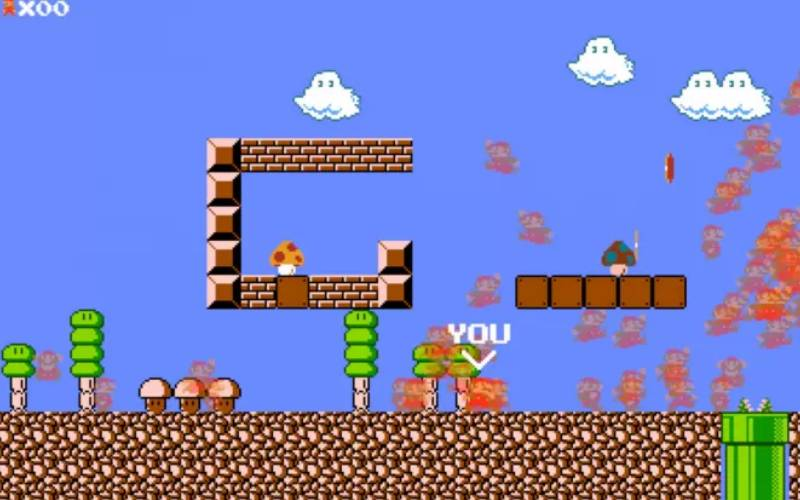 Mario Royale, Super Mario, Infernoplus
