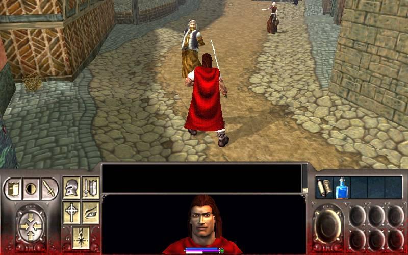 Vampire: The Masquerade-Redemption,  nStigate Games, Varcon, Mondo di Tenebra