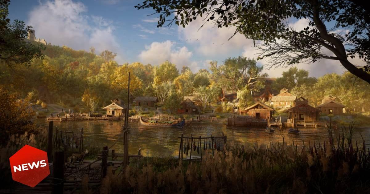 Assassins' Creed Valhalla, Assassin's Creed, Ubisoft, Eivor, Assassin's Creed Valhalla insediamenti
