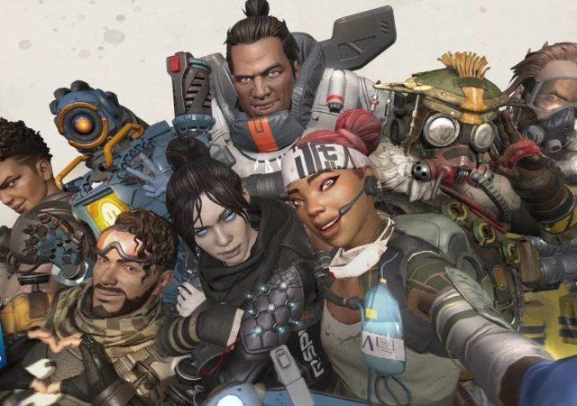 apex legends, respawn, ea games, respawn entertainment, Electronic Arts, Apex Legends Switch, Apex Legends Nintendo Switch