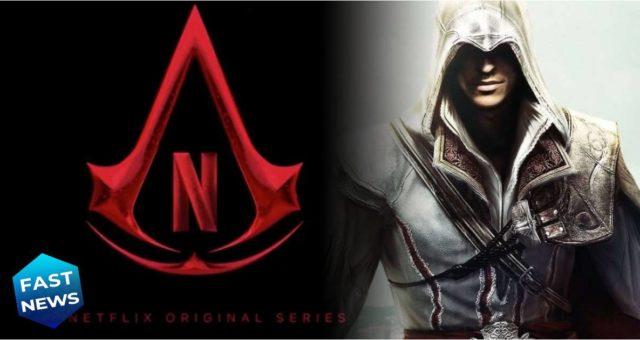 Assassin's Creed, Assassin's Creed Netflix, Assassn's Creed serie tv, Assassin's Creed Valhalla, Ubisoft, Netflix