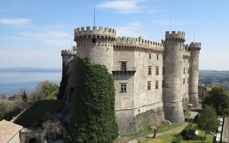 Bracciano, castello di Bracciano, Lazio, Isabella dé Medici