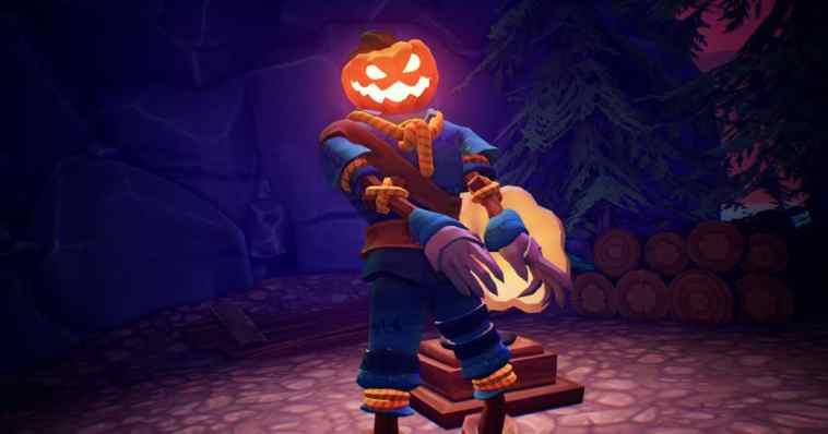 la recensione di pumpkin jack