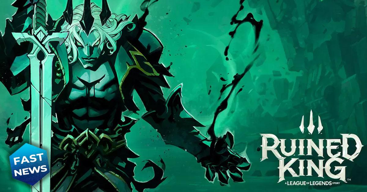 Ruined King: A League of Legends Story verrà rilasciato nel 2021