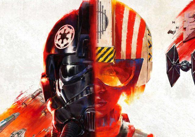 Copertina per recensione Star Wars: Squadrons