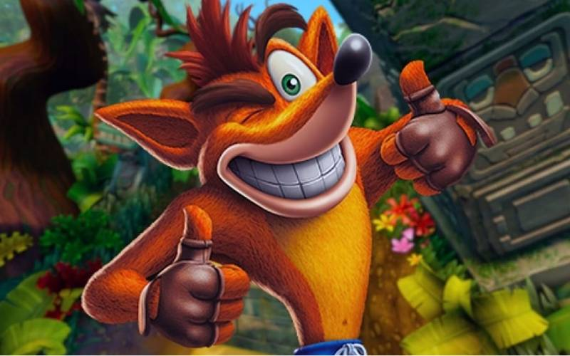 Crash Bandicoot, Toys for Bob, Activision, Crash Bandicoot It's About Time