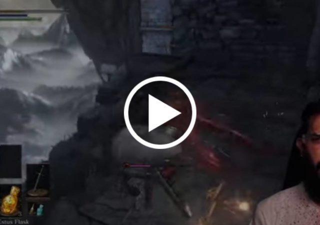 Dark Souls III, Dark Souls, From Software, Dark Souls macchina spruzza sangue al giocatore ogni volta che muore,