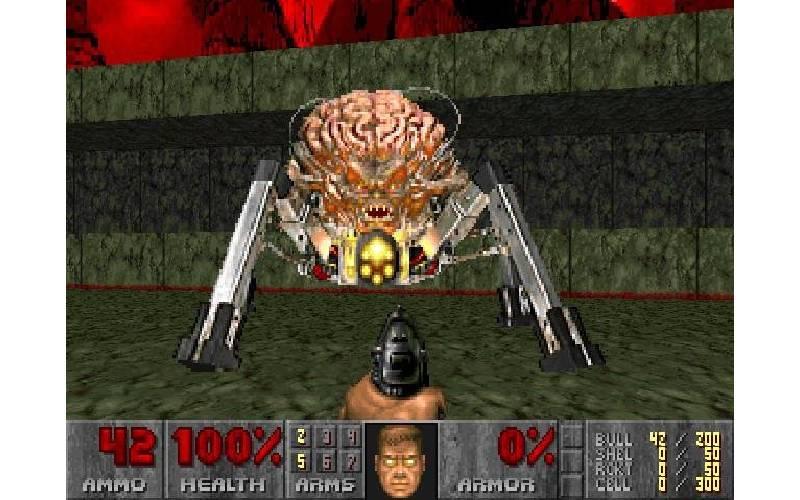Il Videogioco Lorenzo Mosna, Doom, Lorenzo Mosna