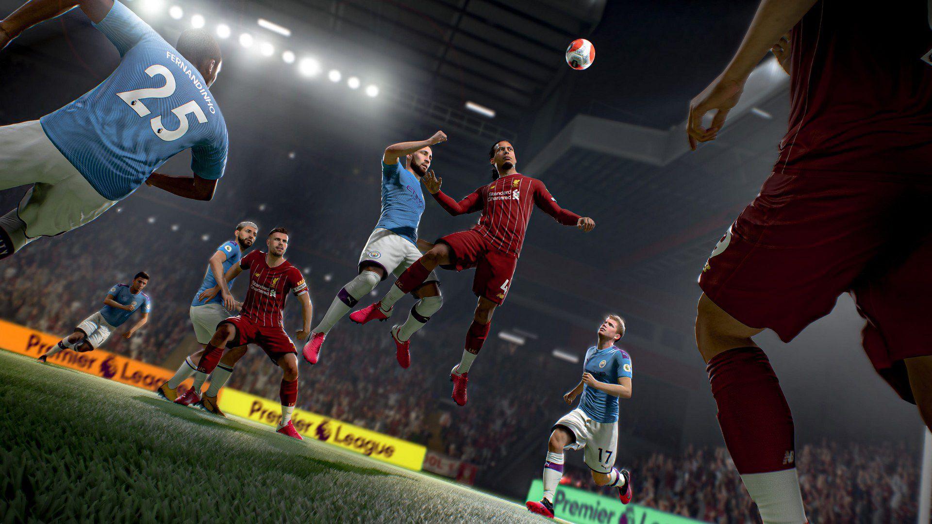 Fifa 21 recensione