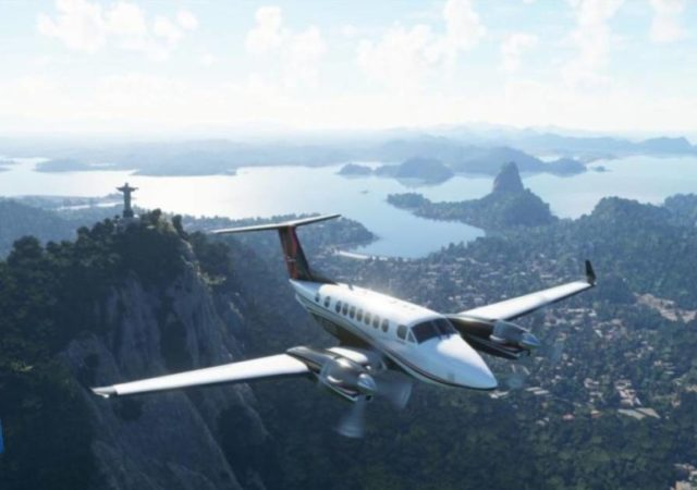 Microsoft Flight SImulator 2020, Microsoft Flight SImulator 2020 VR, Microsoft Flight SImulator 2020 VR Closed Beta, Asobo Studios, Microsoft