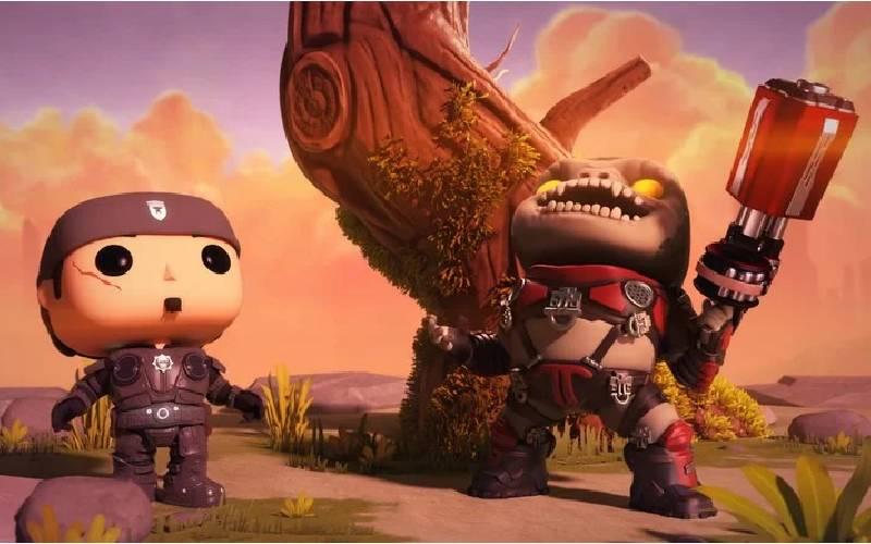 Gears of War, Gears Pop! Gears Pop! chiude