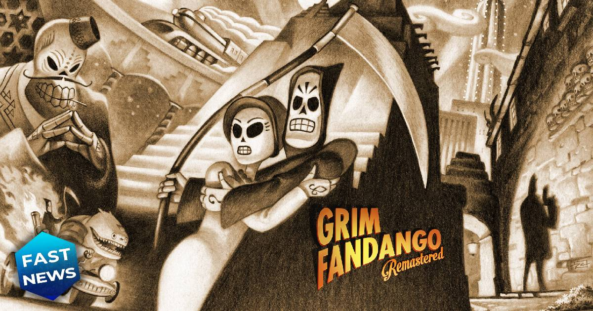 Grim Fandango Remastered, Full Throttle Remastered, Day of the Tentacle Remastered, Xbox Game Pass