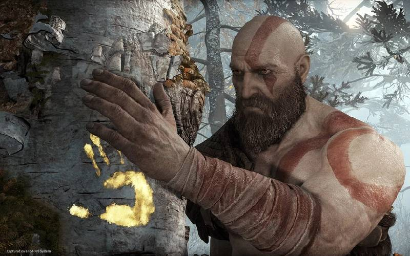 God of War, Kratos, Santa Monica Studios, action