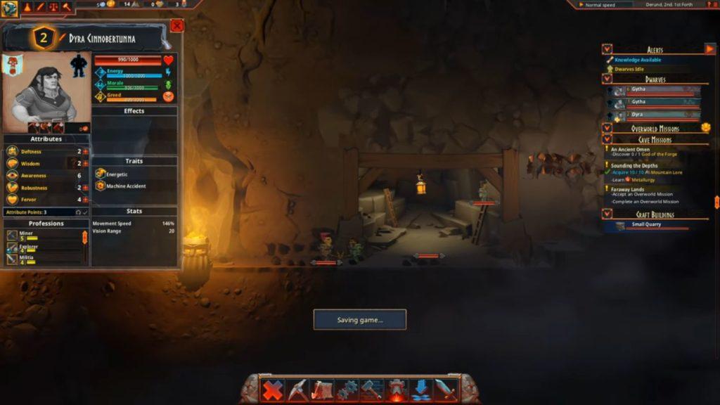 Hammerting gameplay