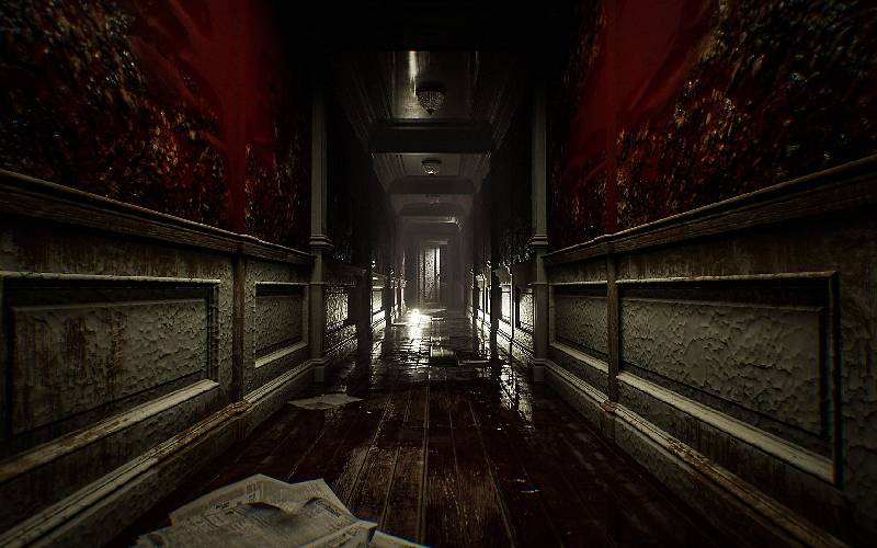 Layers of Fears, Bloober Team, survival horror
