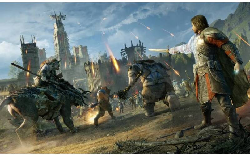 La terra di Mezzo: l'ombra della guerra, middle earth: shadow of war, Monolith productions, playstation 4, playstation plus