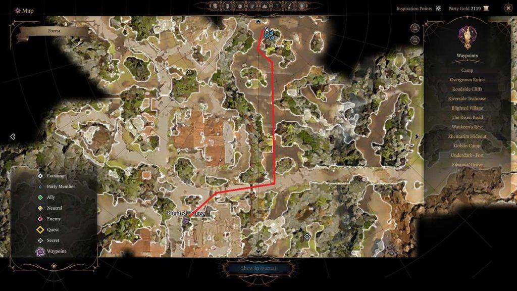 mappa per Scratch